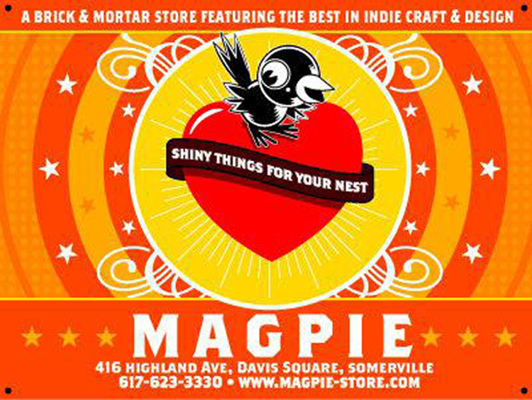 Magpie Blog March 2014